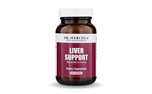 Dr. Mercola Liver Support Formula – 60 Capsules