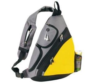 Yens® Fantasybag Urban sport sling pack-Yellow,SB-6826, Outdoor Stuffs