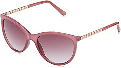 Fiorelli Lena Cateye Sunglasses, rose
