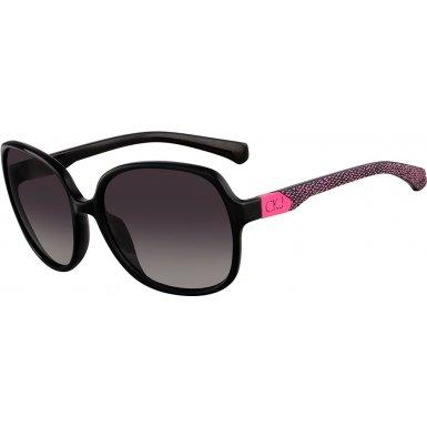 Calvin Klein Jeans CKJ722S-001 Black CKJ722S Sunglasses