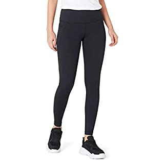 Under Armour Women's All Around Leggings, Black (001)/Black, XX-Large