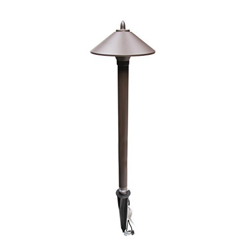 Brass Low Voltage Garden Lighting - 3