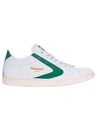 Valsport 1920 Scarpe Sneakers Uomo in Pelle Nuove Tournament Verde EU 40