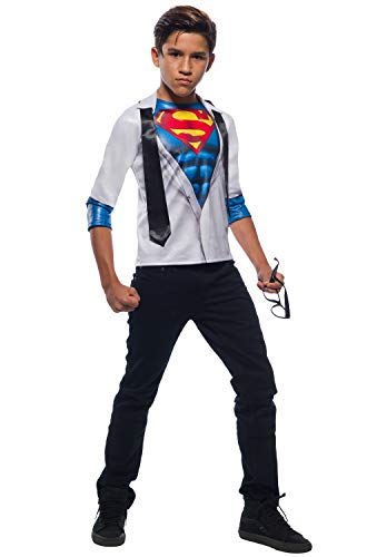 Rubie's DC Comics Photo Real Childrens Costume Top, Superman, Small