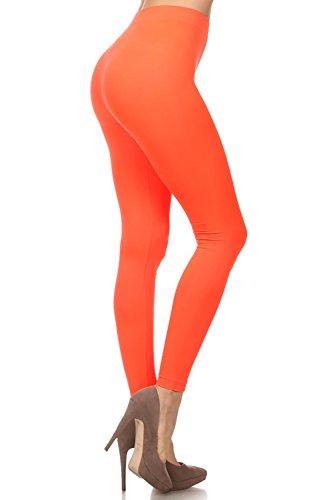 Neon  (Orange Leggings Costume)