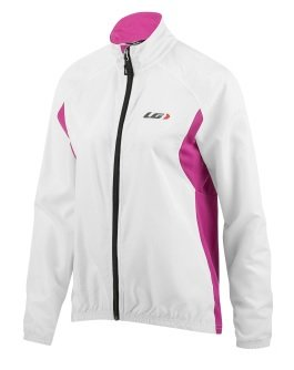 Garneau White Jacket - 1