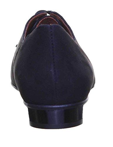 ville Justin femme Noir à Reece pour Aneta de Daim Chaussures lacets aIH76Iq