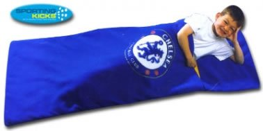 Chelsea FC Sleeping Bag, Outdoor Stuffs