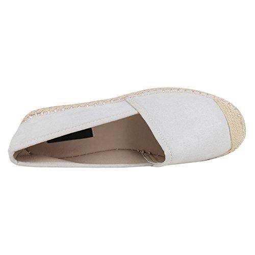 Damen Damen Damen Slippers Metallic Bast Espadrilles Profilsohle Flats ... a84c84