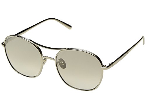 Chloe Women's Nola - CE137SL Gold/Brown One - Chemicals Without Sunglasses