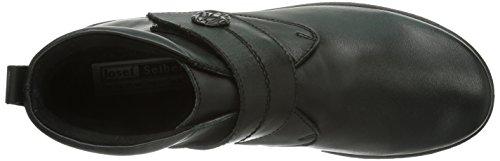 Josef Seibel Schuhfabrik GmbH Fabienne 03 - Botas de cuero para mujer negro - Schwarz (schwarz 600)