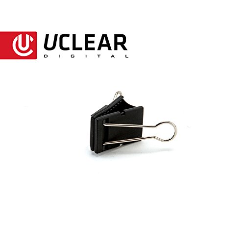 UCLEAR Digital Temporary Mounting Clip for UCLEAR Digital Bluetooth Helmet Audio Systems
