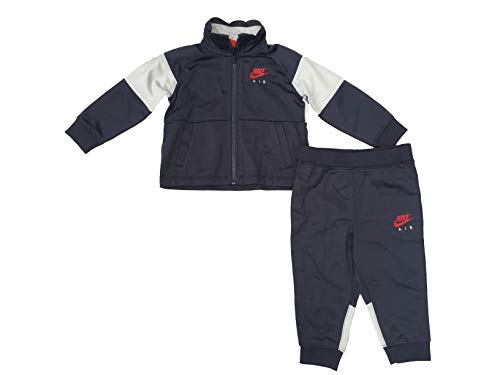 Nike Baby Boys' 2-Piece Tracksuit - thund blue, 12 months