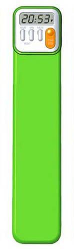 Mark-My-Time Digital Bookmark (green)