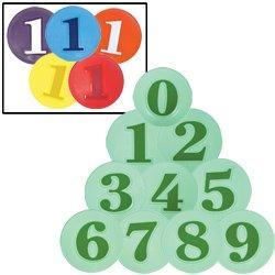 【保証書付】 0 – イエロー 9番号付きポリSpots イエロー – 0 B0000AOEOE, ルネッサンスインテリア:d6fa83e3 --- senas.4x4.lt