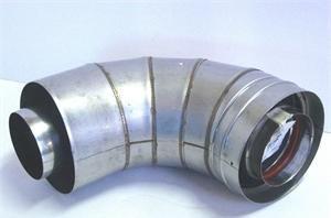 Laars 2400-418 3/5 Inch 90 Elbow
