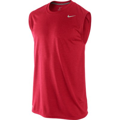 Nike Mens Legend Dri Fit Sleeveless T Shirt