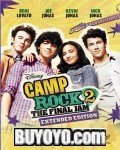 Camp Rock 2 Final Jam Extended Edition (Easy DVD) -