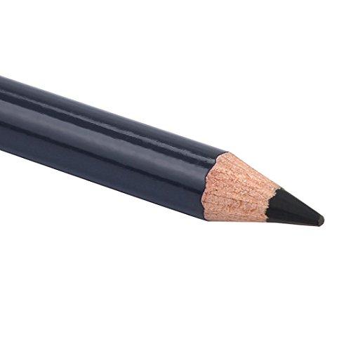New Fashion Lipstick, Hunzed Women Microblading Permanent Makeup Eyebrow Lip Design Positioning Pencil Eyebrow Pen Cosmetic Beauty Makeup (Gray)