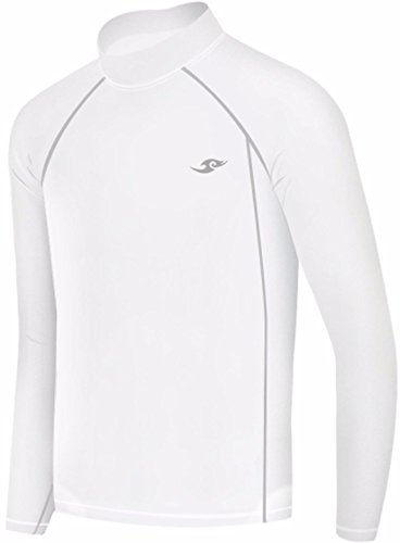 New Boys & Girls Youth 104 Compression Skin Tight Baselayer Shirt (M (104 Rugby)