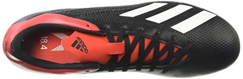 adidas Men's X 18.4 Firm Ground Soccer Shoe 5