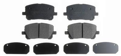 RM Brakes SGD923C Service Grade Ceramic Brake Pad