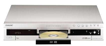 amazon com sony rdr gx300 dvd recorder electronics rh amazon com sony rdr-gx300 service manual Sony DVD