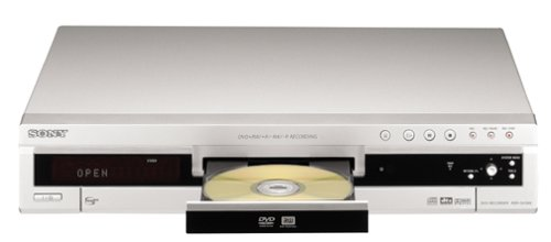 Universal Output Single Burner (Sony RDR-GX300 DVD Recorder)