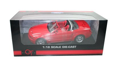 Ford Mustang Gt Die-cast 1:18 Scale