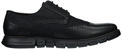 Nautica Heren Wingdeck Oxford Zwart / Denim