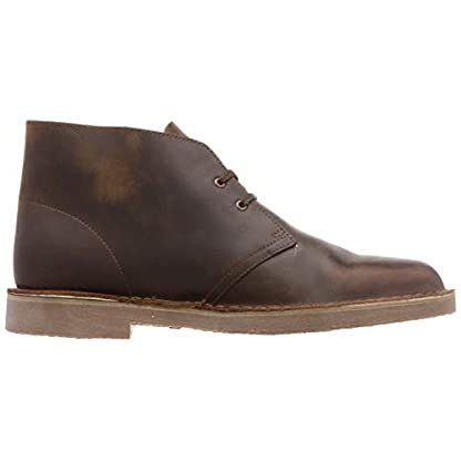 Clarks Men's Desert Boot Bushacre 3 Chukka 6
