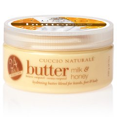 Cuccio Body Butter Milk and Honey 8 Oz (1 jar)