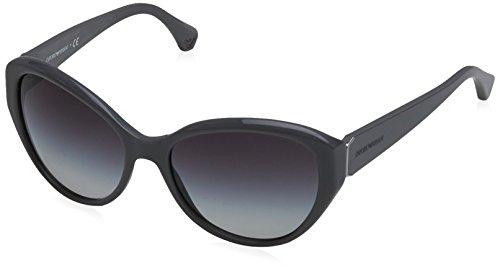 Emporio Armani EA 4037 Women's Sunglasses Grey - 4037 Sunglasses