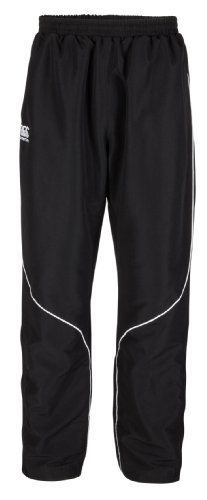 Canterbury Men's Classic Track Pant, Black, XX-Large