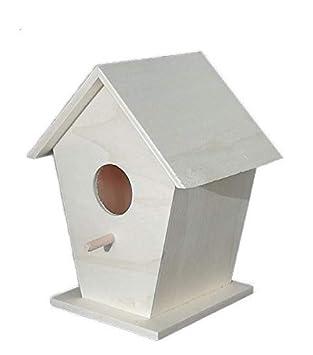 Casa pajaros. En madera en crudo ad662848a12