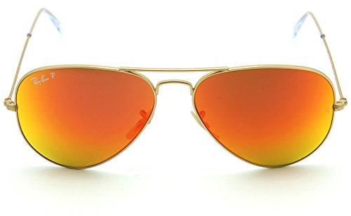 Ray Ban Aviator Leneses Polarized Sunglasses