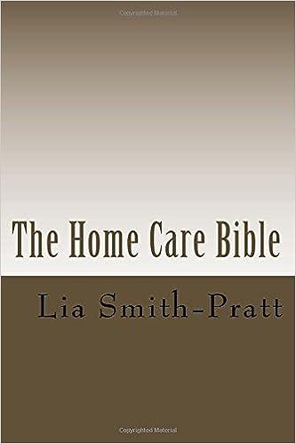 Como Descargar En Elitetorrent The Home Care Bible: Tips Of The Trade From The Ceo Perspective Ebook PDF