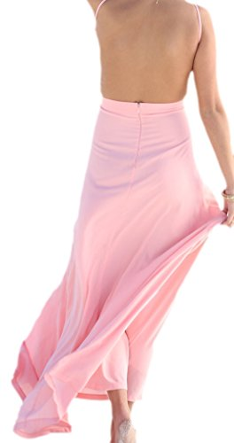 erdbeerloft - Vestido - Opaco - para mujer Rosa
