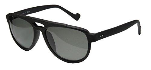 Ogi 8046 Mens/Womens Aviator Full-rim 100% UVA & UVB Lenses Sunglasses/Shades (56-17-140, Black - Sunglasses Ogi