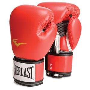 Pro Style Training Gloves 12 oz./Red