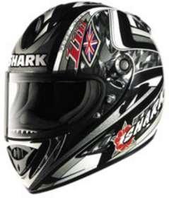 4a2cd6de Shark RSR2 FOGGY LEGEND BLACK SIZE:SML Motorcycle Full-Face-Helmet, Helmets  - Amazon Canada