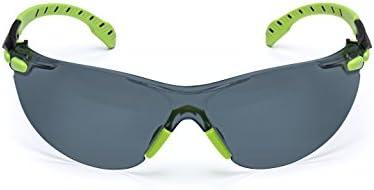 5ae25008b8c 3M Solus 1000 Series Protective Eyewear with Grey Scotchgard Anti-fog  Coating