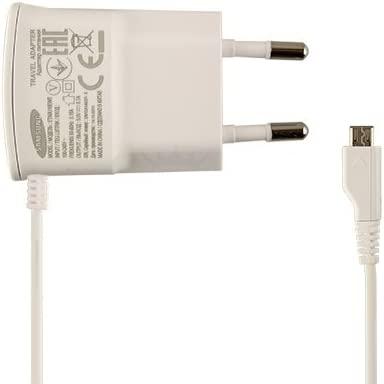 Original Blanco 700 mAh Samsung USB Micro 2 Pin Cargador de ...
