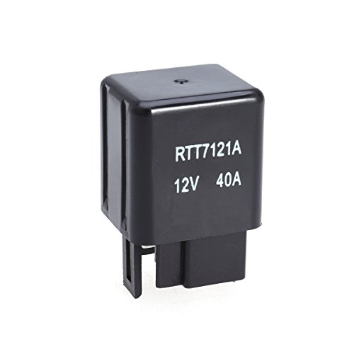WINOMO Car 40A Relay Mechanical 4-Pin Relay Replacement for Toyota ...