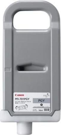 CANON 2222B001AA - Canon (PFI-702PGY) imagePROGRAF iPF8100 9100 Photo Gray Ink (Canon Imageprograf Ipf8100 Photo)