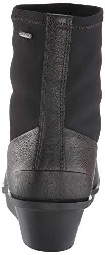 51052 Stivali black Donna Ecco Skyler Nero UOOzq