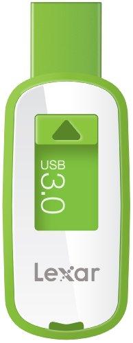 Lexar JumpDrive S23 32GB USB 3.0 Flash Drive LJDS23-32GASBNA (External Lexar Media)