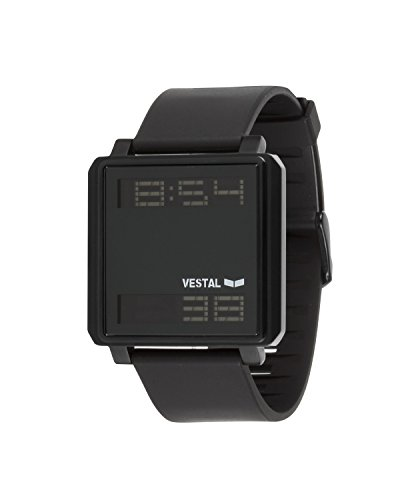 Vestal-Unisex-Transom-BlackNegative-Watch