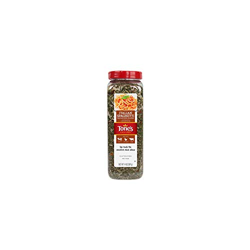 Pack of 2 Italian Spaghetti Seasoning Blend 14 Oz Each ()