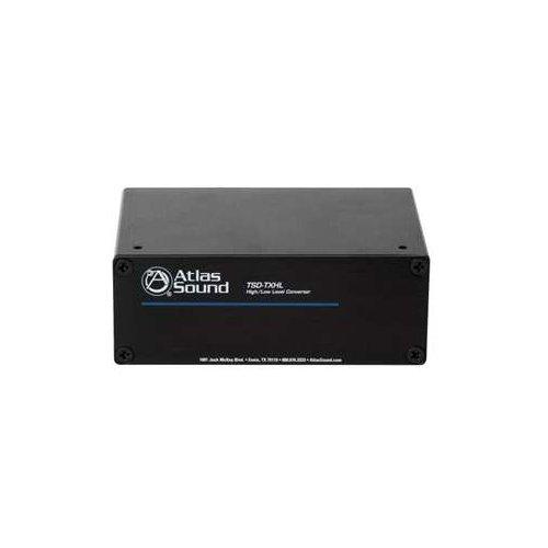 Atlas Sound TSD-TXHL | High / Low Level Converter by Atlas Sound